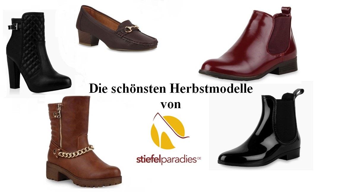Die schönsten Herbstmodelle auf stiefelparadies.de*