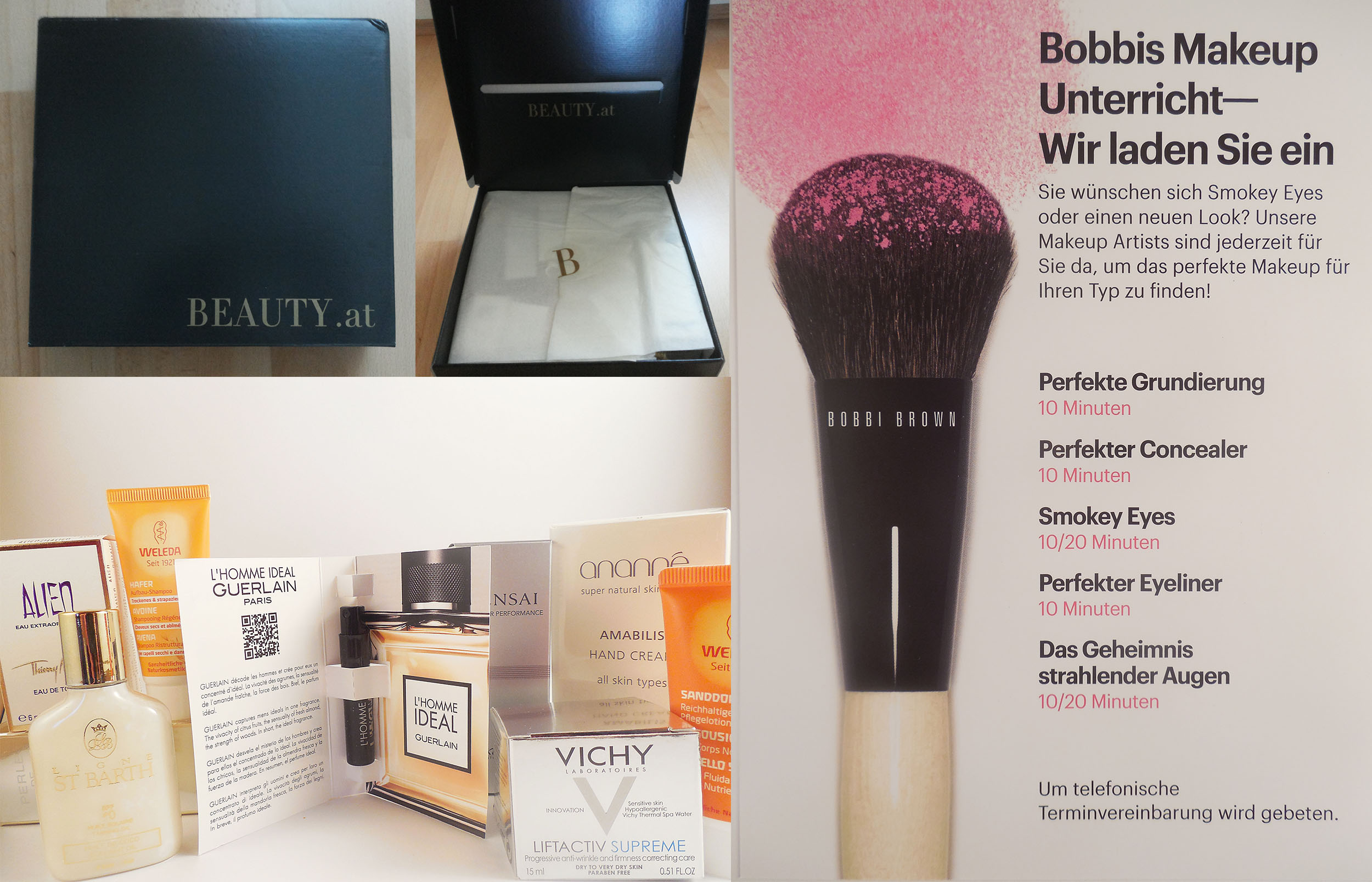 Beauty Box Review inkl. Feedback über Nägele&Strubell