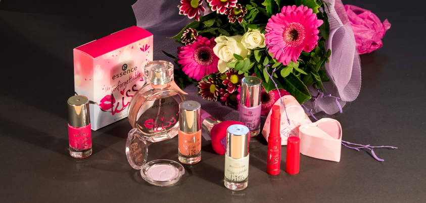 """like an unforgettable kiss"" – Trend Edition von Essence"