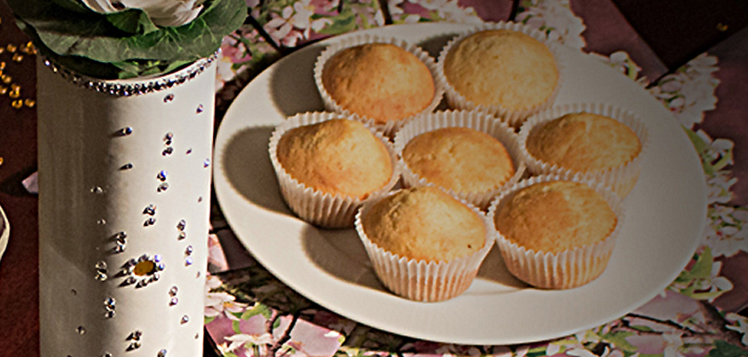 Krapfen-Muffins