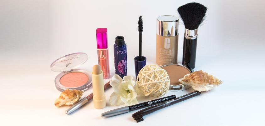 Meine liebsten Make-up Produkte