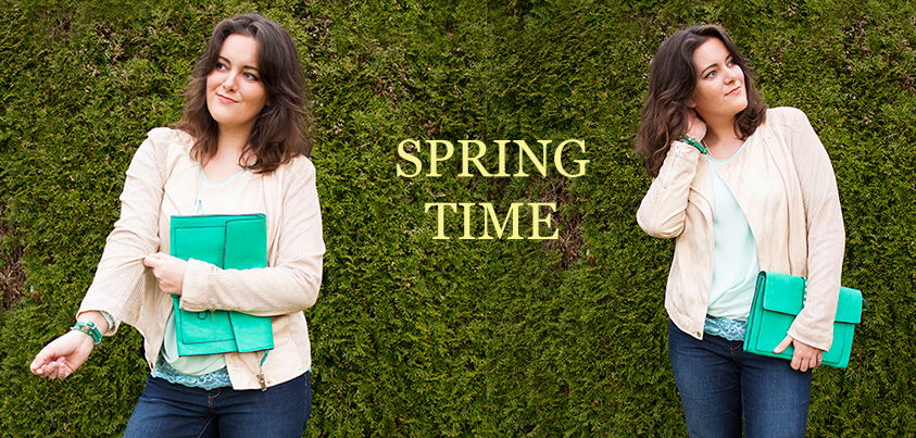 """Springtime"" – Mein erster Outfit-Post!"