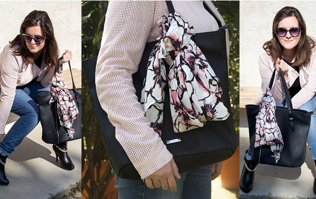 Meine Handtasche und ich