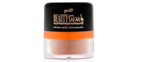 african earth loose powder
