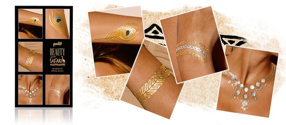 sensational tattoo jewels