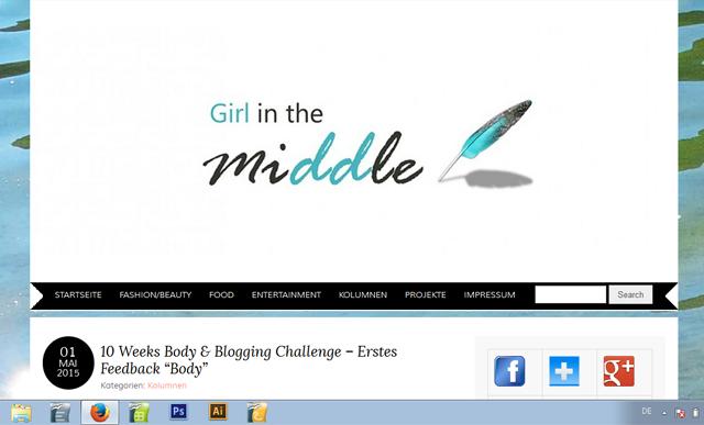 Meine Blogging Challenge – Woche II