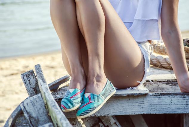 Espadrilles, Bootsschuhe und mehr…