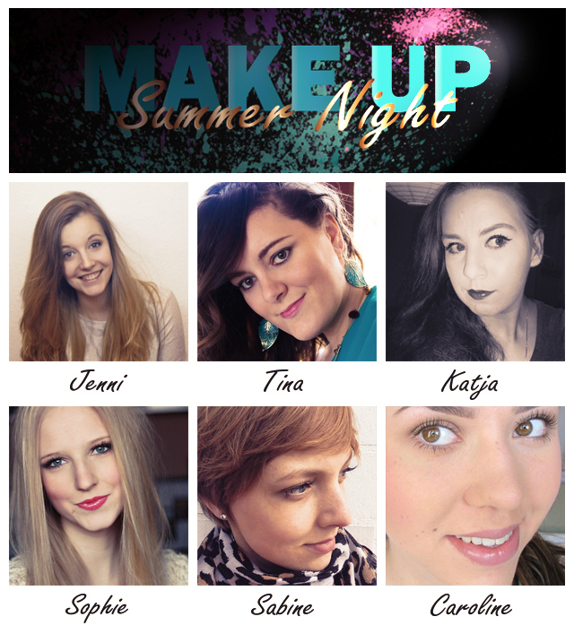 Blogparade_Summernight MakeUp