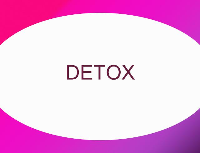 My personal Body Challenge – Detox