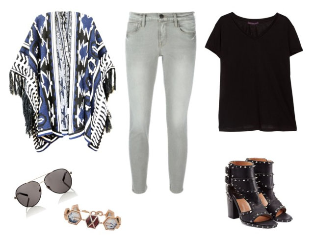 Festival Style Collage