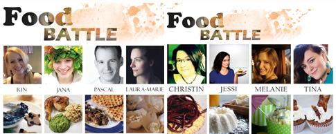 Food Battles Juni