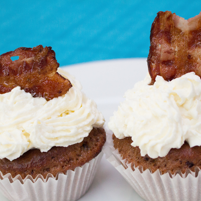 Speck Cupcakes
