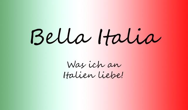 Italien – gute Filme, leckers Essen, tolle Geschichten