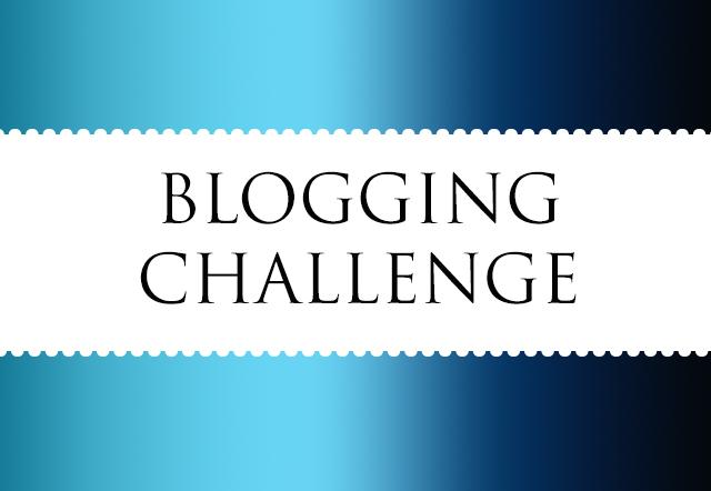 Blogging Challenge ByeBye