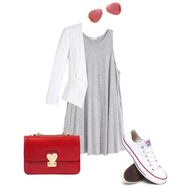 Grey Dress I