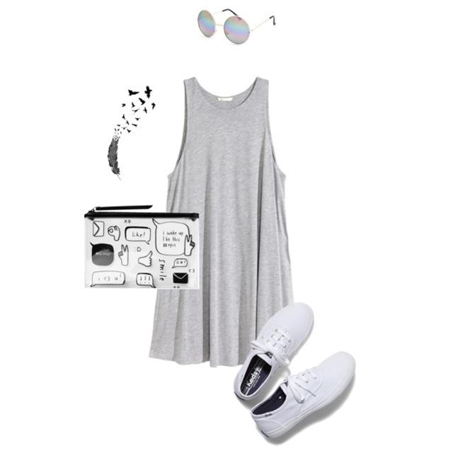 Grey Dress III