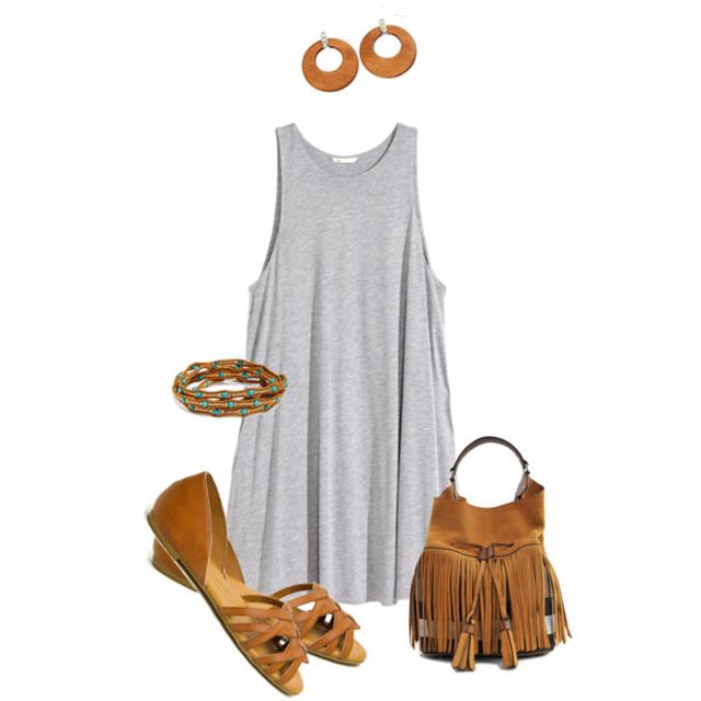 Grey Dress V