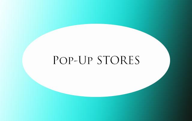 Pop-Up Stores – Warum man sie kennen sollte!