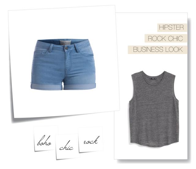 Shirt und Short