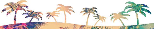 Some like it hot palmen