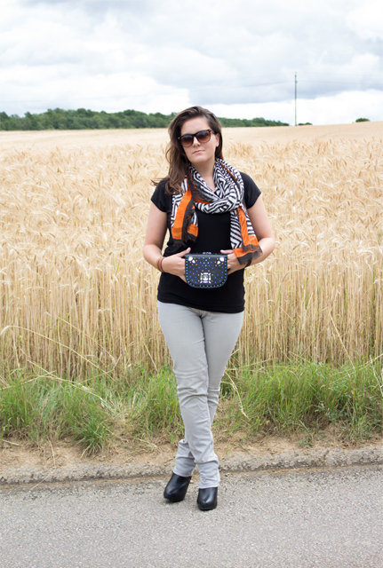 cornfield fashion