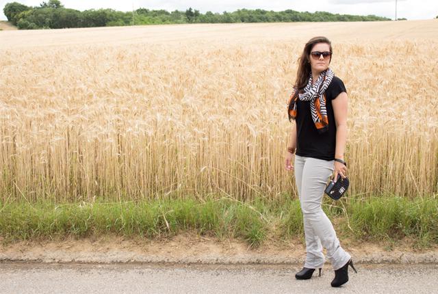 Cornfield Shooting und die Auswahl der Klamotten