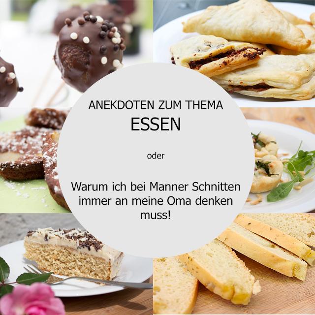 Anekdoten zum Thema Essen