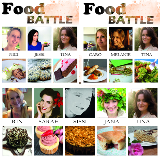 Food Battles Juli 2015