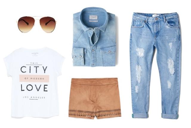 Fashion Monday – Day to Night und Mango Favoriten