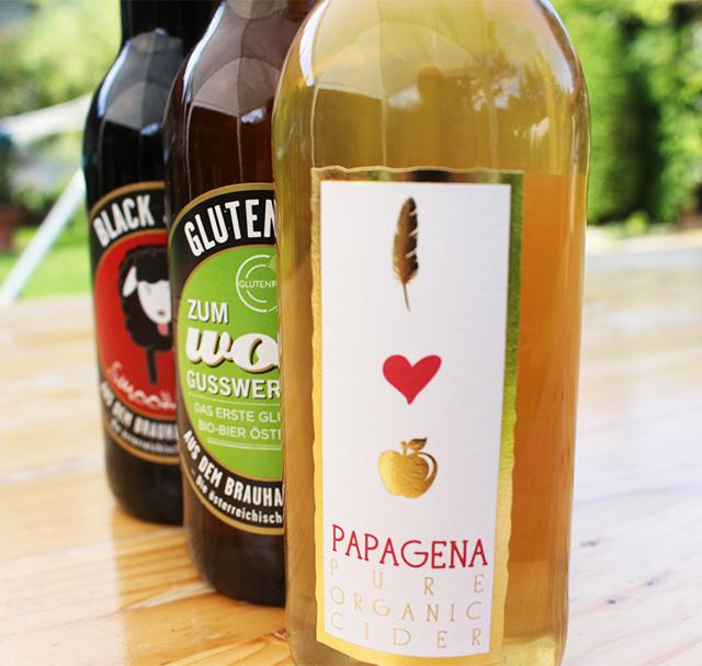 Apfel Cider und Co.