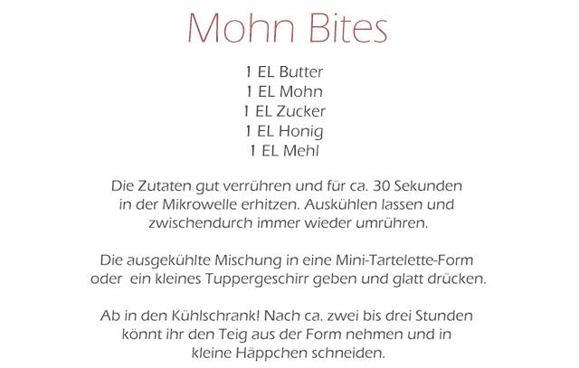 Mohn Bites