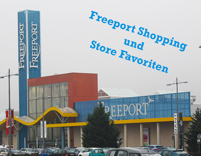 Freeport Shopping und Store Favoriten