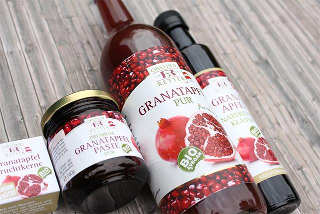 Obsthof Retter Granatapfel