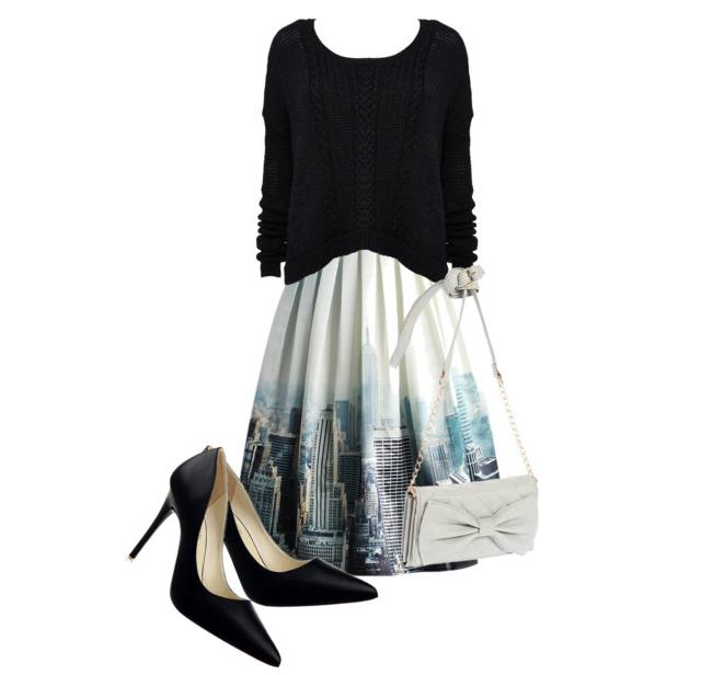 Skirt Style I