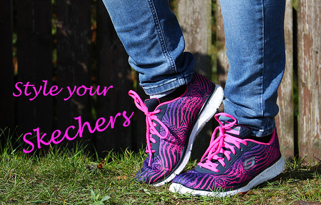 Style your Skechers
