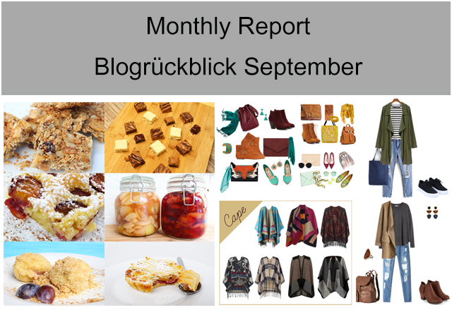 monthly Report September