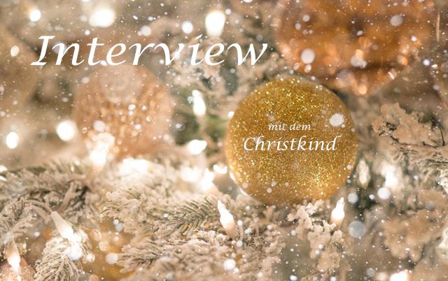Im Interview: Das Christkind erzählt von Job, Freundschaft und Weihnachten