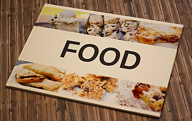 Fotobuch Food