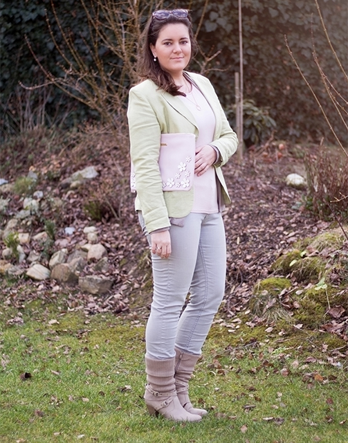 Frühling Outfit