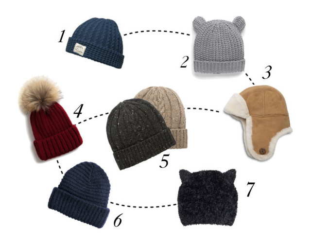 Hats Winter Essentials
