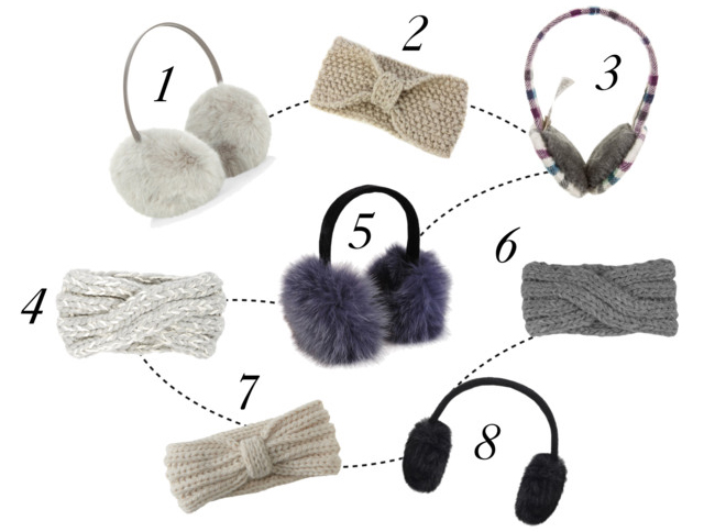 Winter Essentials earmuffs