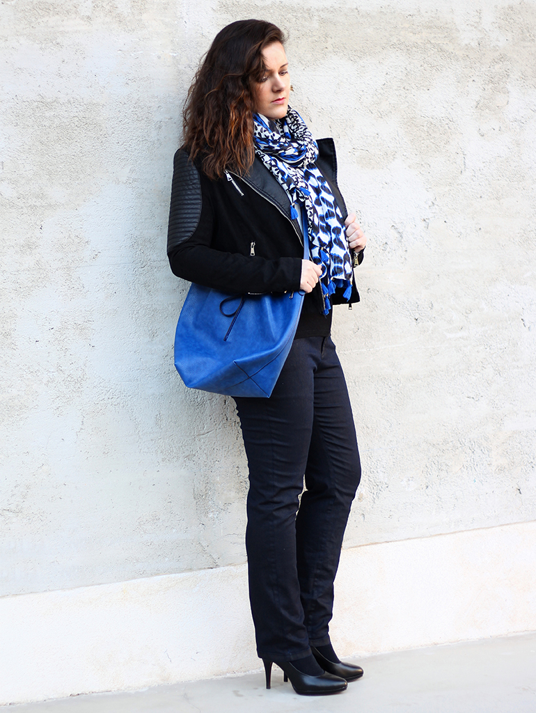 Black Leather Jacket Style