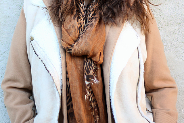 Layering Look for winter