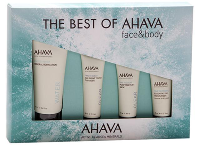 Ahava Face Body