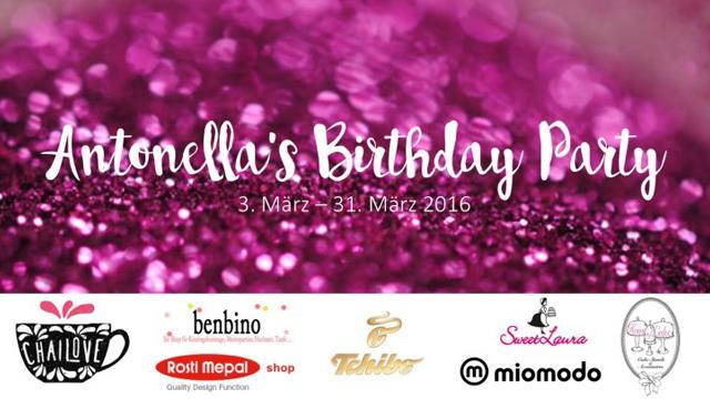 Antonella's Birthday Party