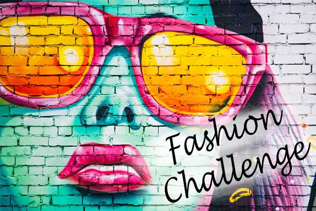 Fashion Challenge: Wildlederoptik
