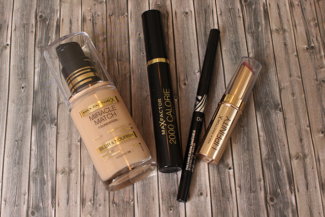 Make-Up Produkte von Max Factor*