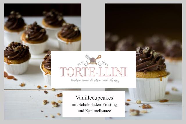 TORTE-LLINI Vanillecupcakes