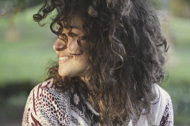 Ein Lächeln begraben unter Druck und Stress?