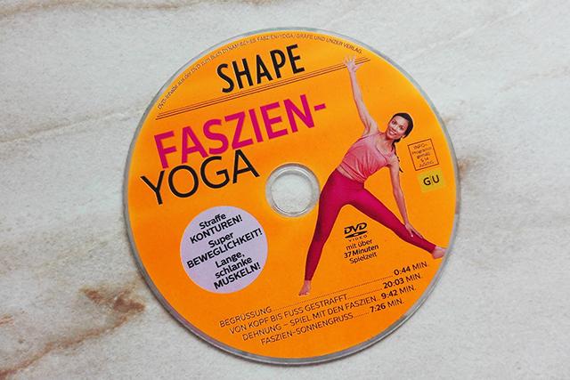 SHAPE Faszienyoga